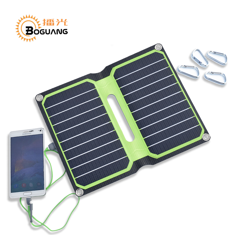 Xinpuguang 5V 10W ETFE laminated all-in-one high efficiency portable solar charger 12V solar panel cell for power bank phone