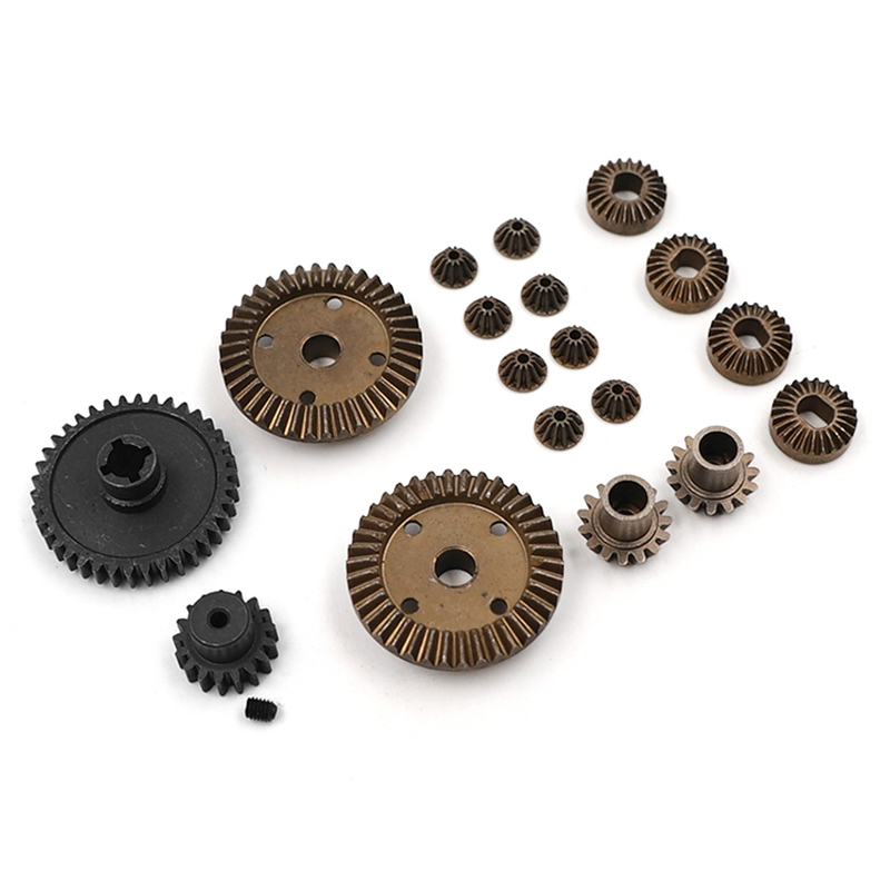 Wltoys A949 A959 A969 A979 K929 A959-B A969-B A979-B K929-B RC Car spare parts A949-23 A959-B-27 Upgrade metal differential gearWltoys A949 A959 A969 A979 K929 A959-B A969-B A979-B K929-B RC Car spare parts A949-23 A959-B-27 Upgrade metal differential gear