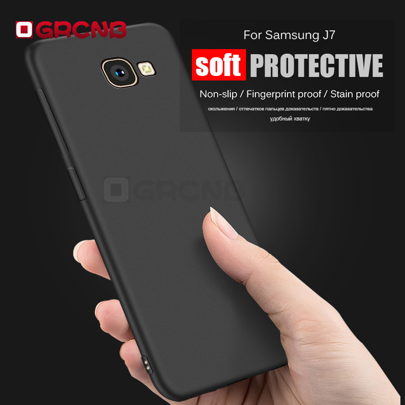 Galleria fotografica case for Samsung Galaxy S7 Edge S8 plus Ultra thin soft TPU cases for Samsung Galaxy J3 J5 J7 A3 A5 A7 2016 2017 Case Coque