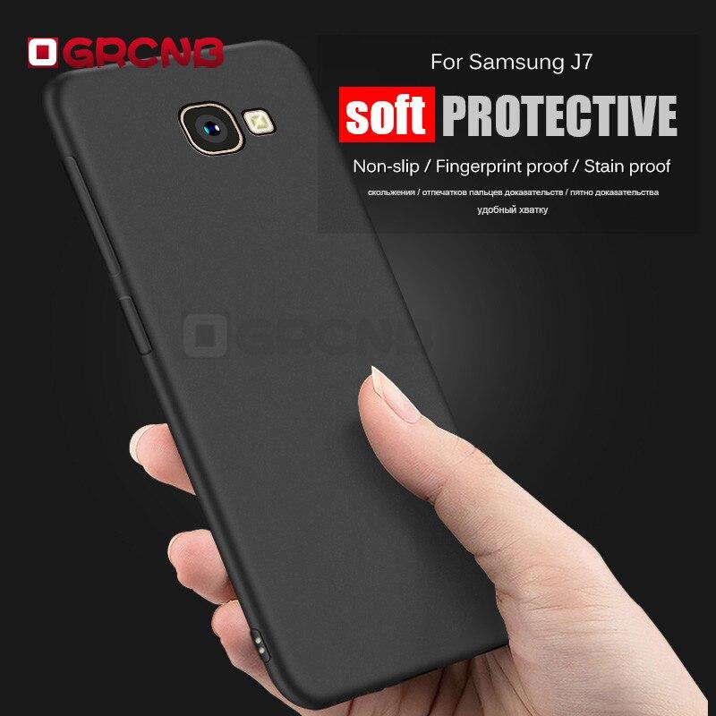 Galleria fotografica case for Samsung Galaxy S7 Edge S8 plus Ultra thin soft TPU cases for Samsung Galaxy J3 J5 J7 A3 A5 A7 2016 2017 Case Coque