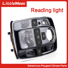 LittleMoon Reading light Car interior ceiling Cockpit 508 reading switch For Peugeot