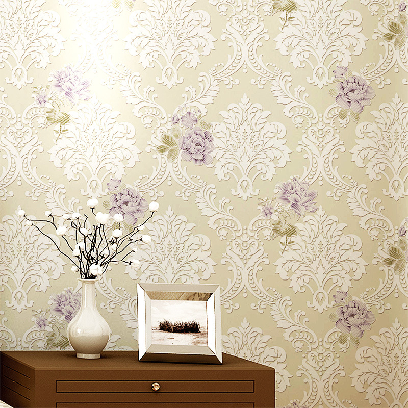 Aliexpress.com : Buy Beibehang 3d Wallpaper European
