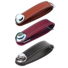 THINKTHENDO Creative Key Holder Organizer Smart Key Wallet EDC Gear Keychain Pocket Ring цена