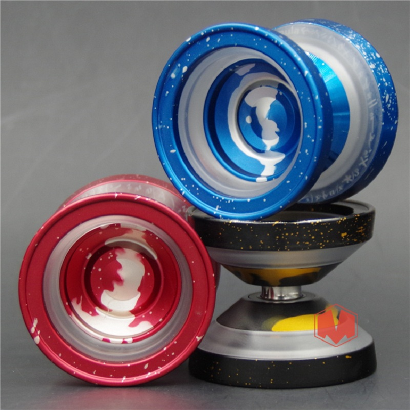 2017 New arrive YoYo Formula F1 YOYO professional yo - yo CNC rubber ball and Metal yoyo Metal ball Free shipping new arrive magicyoyo stealth yoyo magical m04 metal professional yo yo athletic competition diabolo free shipping