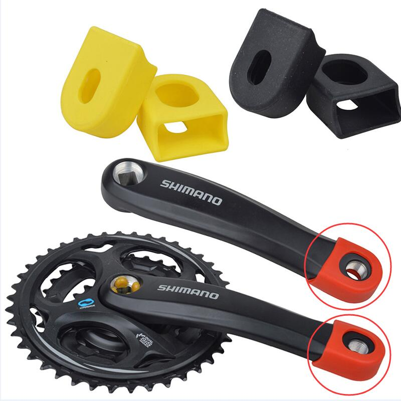 NatureHike-Fahion Outdoor Leader Crankset Crank Protective Sleeve Protector Mountain Bike Road Bike Fixed Gear Bicycle Crank Protective Cover