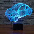brinquedos com luzes Beetle Car Lighting Led Lamp night light