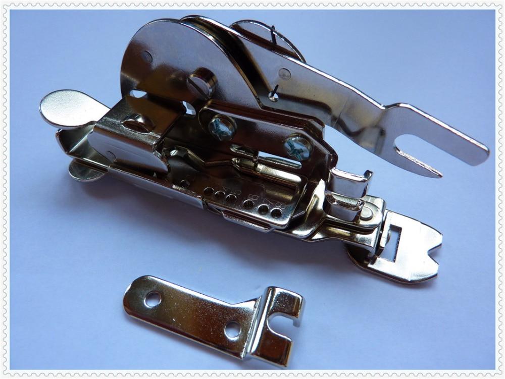 As peças antigas da máquina de costura, overlock & ziguezague presser pé, podem costurar 8 pontos diferentes, excelente qualidade para o cantor, borboleta,...
