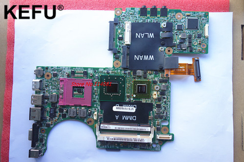 CN-0PU073 0PU073 suitable for dell XPS M1330 laptop motherboard with G86-631-A2 upgrated graphic card free shipping 5pcs inyl g86 631 a2 in stock
