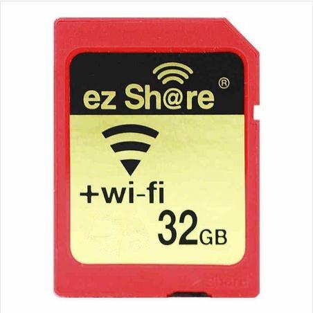 Высокое Качество Оригинальных EZ Доля Микро TF Карты Adpater Wifi беспроводной 8 Г 16 Г 32 Г Карты Памяти Карты Памяти Micro TF Card Reader