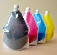 4bag set Compatible Color toner powder refill powder for ricoh C2050 C2550 C3300 C2551 C5000 C3501 bulk toner powder 500g bag