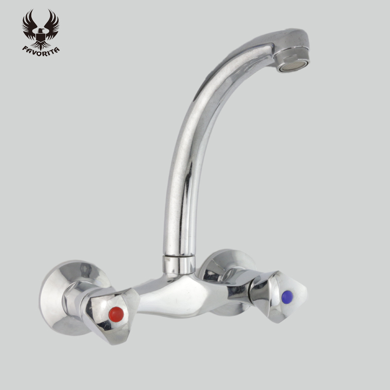 Favorita 2016 Bathroom Exposed B&S Faucets rain shower with water ...