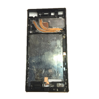 Frame A Cover Case Housing Bezel Holder Replacement Part For Sony Xperia Z5 Premium Black White