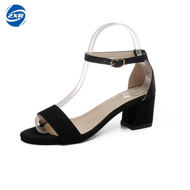 8eb555b28392 Summer Women Sandals Open Toe Flip Flops Women s Sandles Block Heel Woman  Shoes Korean Style Gladiator Shoes Platform Wedge Shoe