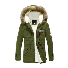 Winter Men Women Hoodies Jacket Thermal Coats Fashion Cotton