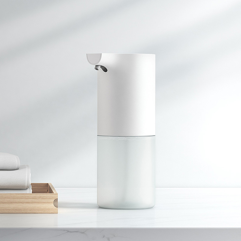 Stock-Xiaomi-Mijia-Auto-Induction-Foaming-Hand-Washer-Wash-Automatic-Soap-Dispenser-0-25s-Infrared-induction (3)