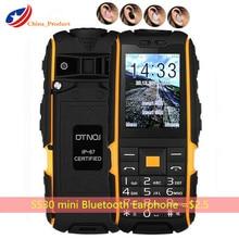 Подарок! Dtno. Я A9 русская клавиатура 4800 мАч батареи IP67 Водонепроницаемый ударопрочный телефон dual sim карты мобильного сотовые телефоны fm PK XP7
