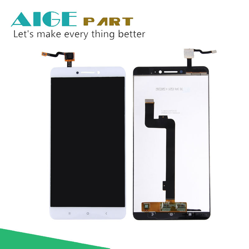 LCD Display + Touch Screen Digitizer Assembly Replacement Parts for Xiaomi Xiao Mi Mi Max