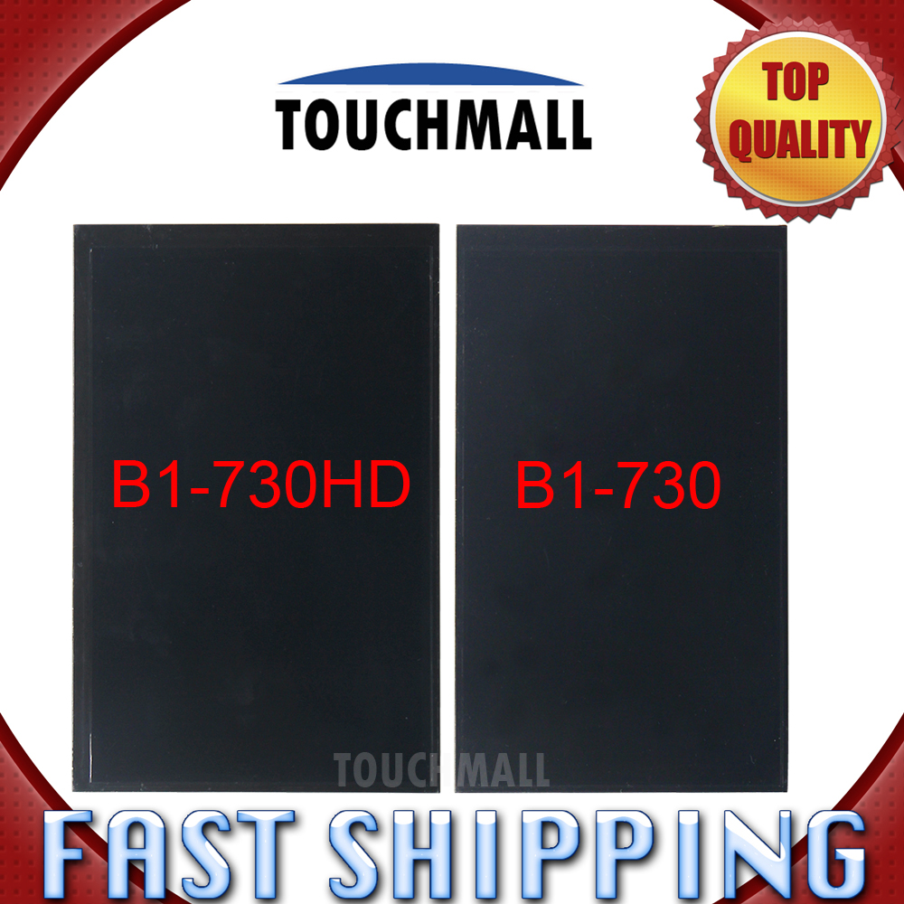 For New LCD Display Screen Replacement Acer Iconia Tab B1-730 B1-730HD 7-inch Free Shipping replacement lcd screen display for acer iconia tab w500
