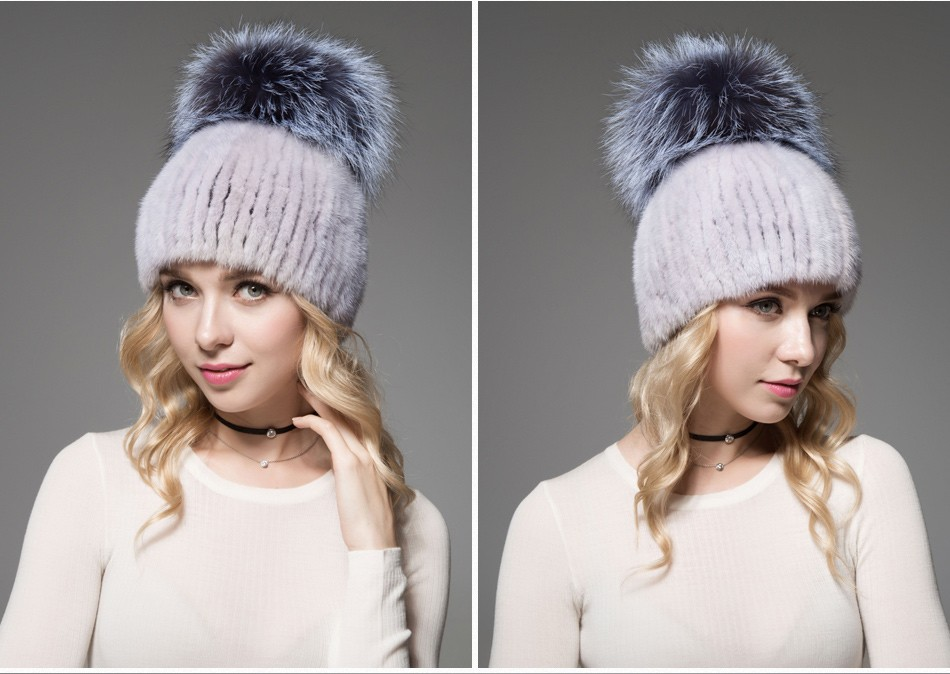 fur caps female for winter PCM011 (15)