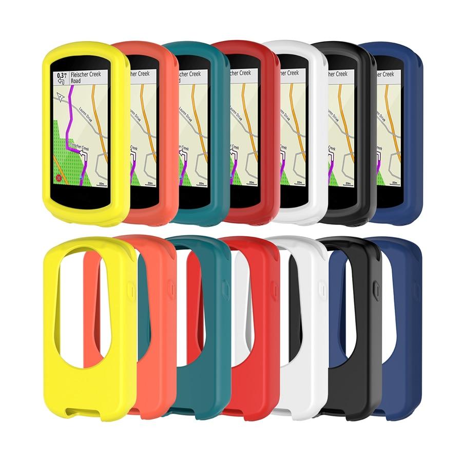 Multicolor Silicone Skin Case Cover For Garmin Edge 1000 GPS Cycling Computer