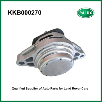 KKB000270 car LH 4.4L V8 Petrol Engine Mounting Support for Land Range Rover 2002-09 alternater bracket china factory with stock image