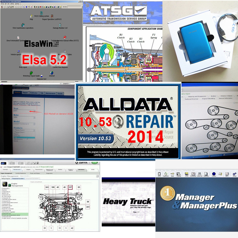 2017 Alldata 10.53 all data auto repair software alldata mitchell on demand 2015+manager+heavy truck+vivid workshop 49in 1tb hdd 2017 alldata auto repair software v10 53 all data and mitchell software 2015 161g atsg moto heavy truck 4in1tb hdd