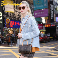 CHARA'S brand women's bag messenger 2019 new Shoulder Bags girls clutch bag Detachable shoulder strap Female handbags
