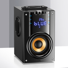 Patent Wireless bluetooth Speaker Portable Music Heavy Bass With handler speaker outdoor