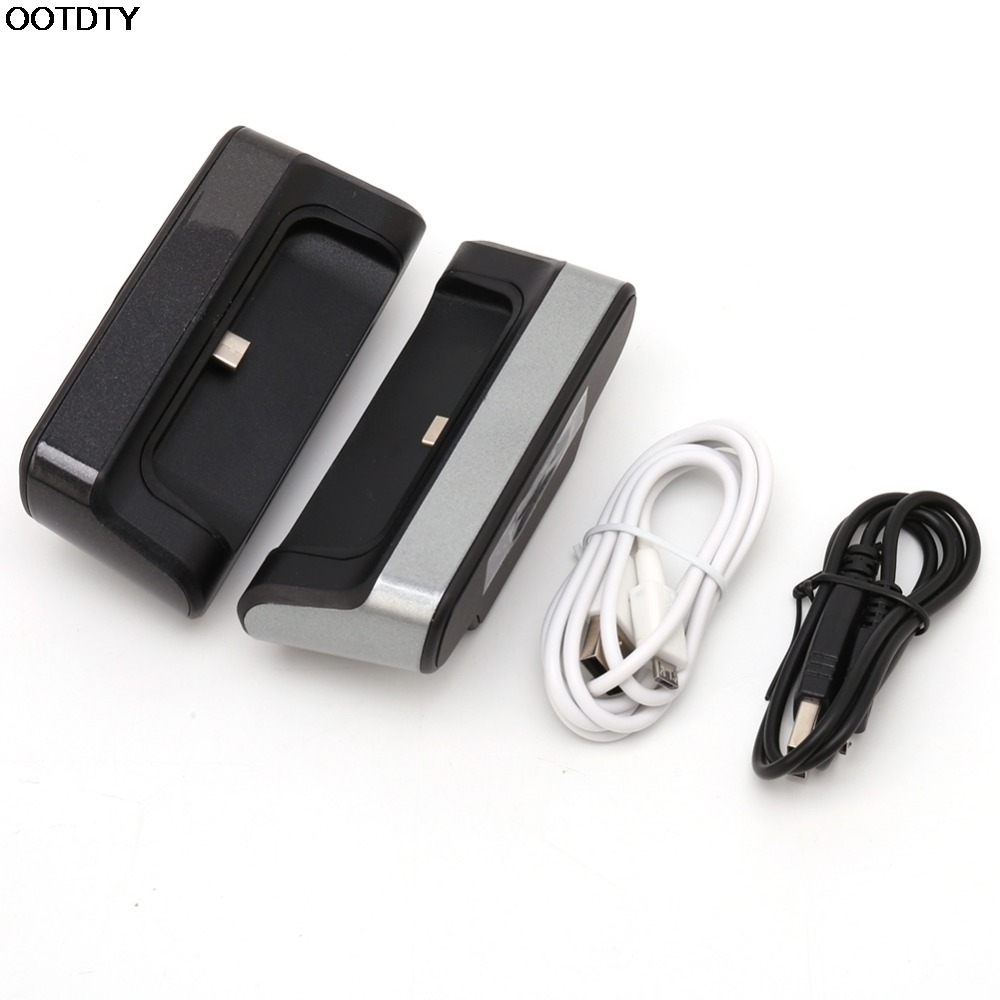 Dual Charger Cradle Dock Micro USB Cable Desktop Dual Cradle OTG Charger Battery BL-44E1F Station For LG V20 H990 H910 ...