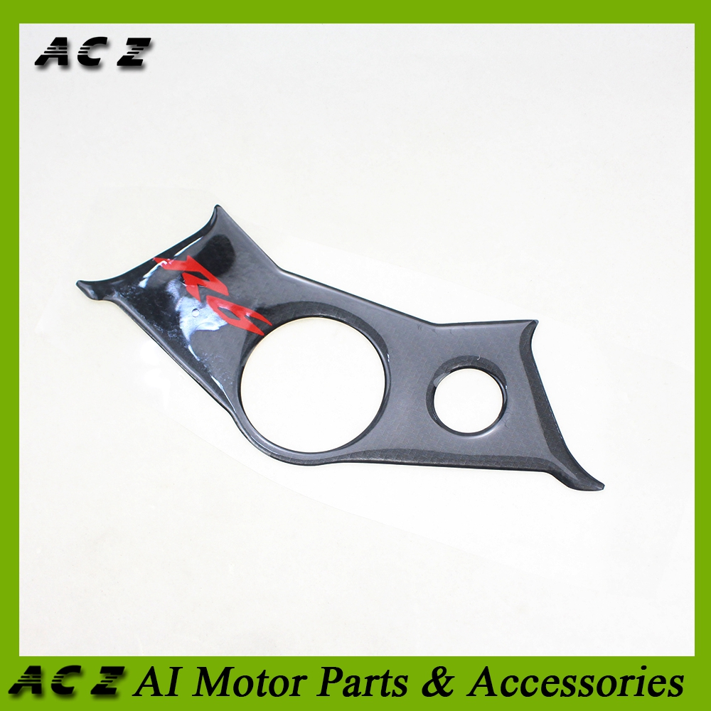 Motorcycle Tank Gas Protector Sticker Fuel Cap Top Clamp Triple Tree Pad For Yamaha YZF R6 600 2003-2005