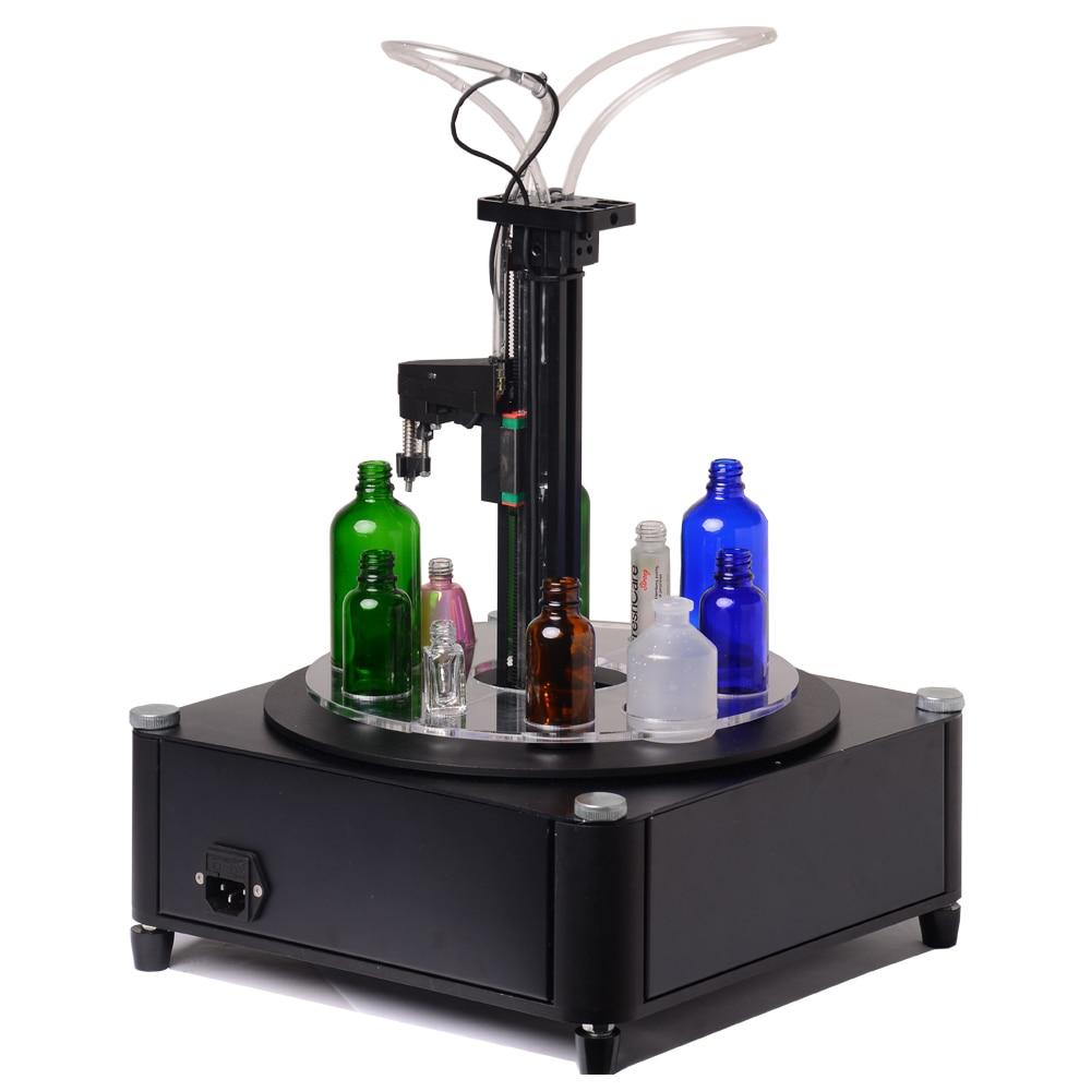 Automatic Level Control Liquid perfume fragrance small bottle filling machine