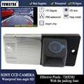 FUWAYDA SONY CCD чип сенсор заднего вида обратный резервный зеркало изображения камера для KIA SPORTAGE SORENTO с направляющей линии HD