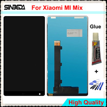 Sinbeda High Quality LCD For Xiaomi MI Mix LCD Display Touch Screen Digitizer Assembly For Xiaomi