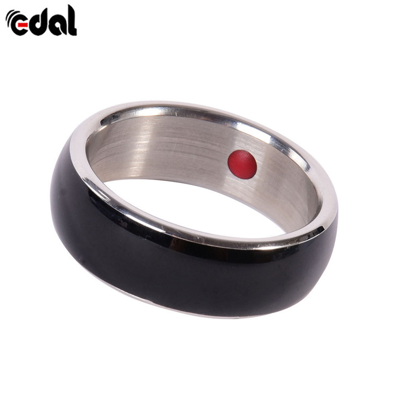 EDAL Jakcom R3F Smart Ring waterproof for high speed NFC Electronics Phone with android and wp phones small magic ring