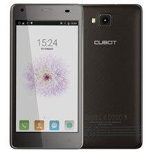 Оригинал Cubot эхо Смартфон Android 6.0 MTK6580 Quad Core 5.0 «HD IPS телефон 2 ГБ + 16 ГБ 13MP 3000 мАч OTG 3 г gps мобильного телефона