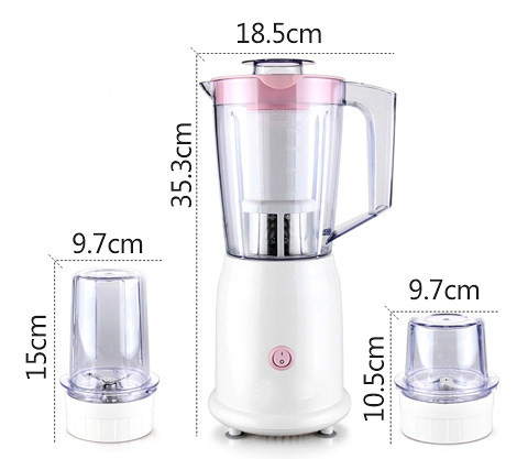 все цены на Food Mixers The multi-function household of the food machine is used to combine meat and milk baby.NEW онлайн