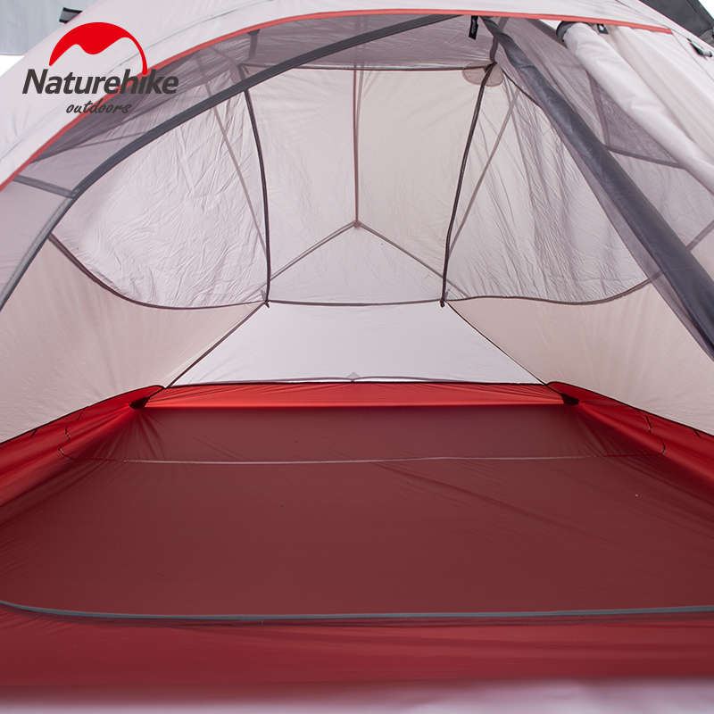 NatureHike 3 Person Lightweight C&ing Tent Outdoor Hiking Backpacking Ultralight Waterproof 3 Man Best Family C&ing Tent-in Tents from Sports ... : cheap three man tent - memphite.com