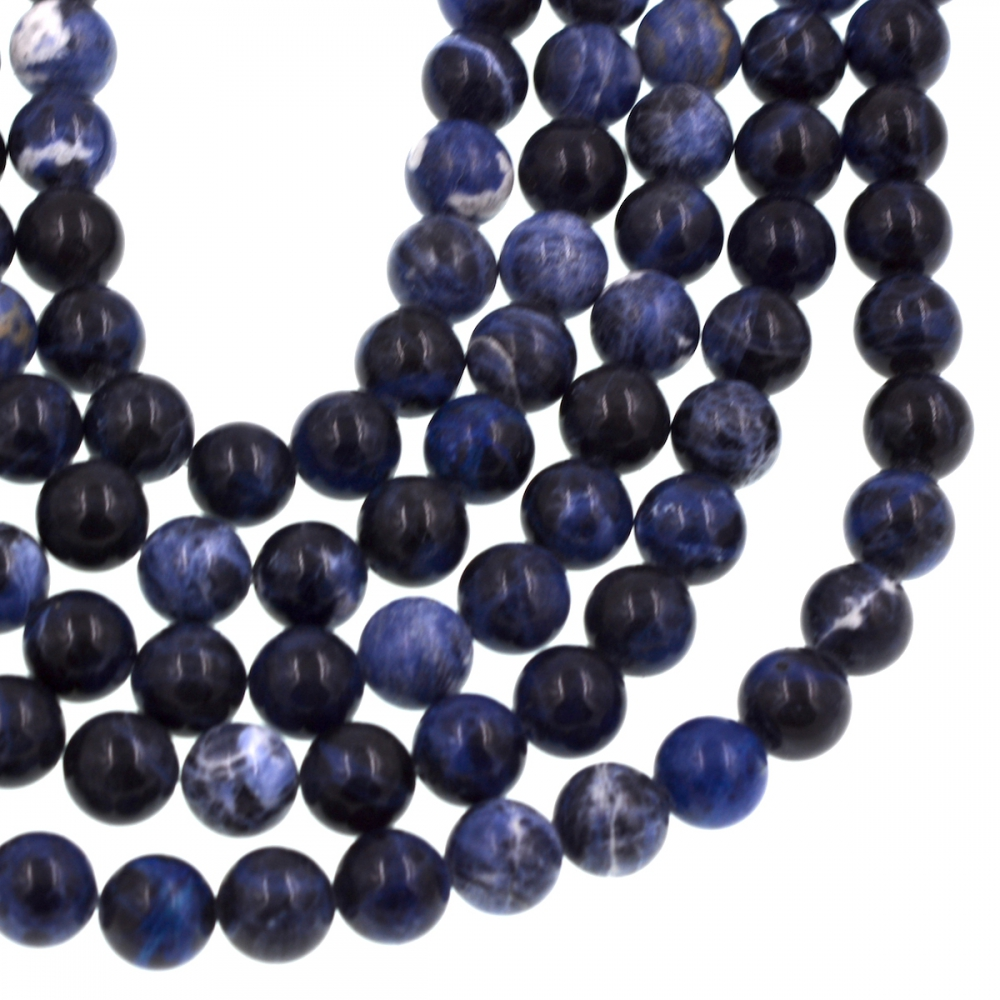 Wholesale Semi-precious 10mm round blue sodalite beads 10pcs full strand 1.5mm hole women bijouxWholesale Semi-precious 10mm round blue sodalite beads 10pcs full strand 1.5mm hole women bijoux