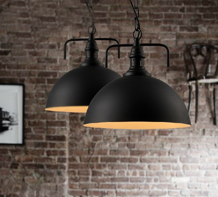 Retro industry 1pc pendant Light House Restaurant Bar Loft Vintage modern minimalist dining room balcony pendant lamps GY265 free shipping 5pcs rtl8111dl qfp in stock