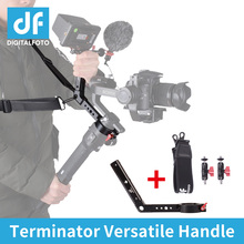 Terminator çok yönlü kolu sihirli kol gimbal aksesuarları Ronin S gibi ZHIYUN weebill tasarım montaj mikrofon/monitör/LED