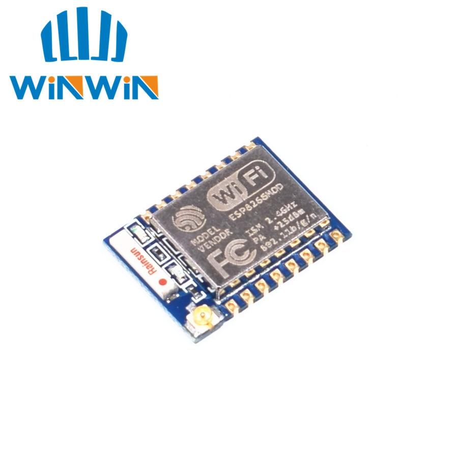 I74 Free Shipping 20pcs lot ESP8266 serial WIFI model ESP 07 Authenticity Guaranteed ESP07 esp07