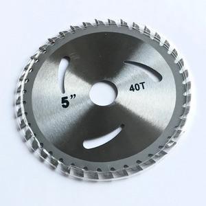 Image 1 - 85mm110mm125mm * 24/30/40z tct ראה להב מכונה רב תכליתי מתכת מסור עץ aliuminum חיתוך דיסק עבור כללי תכליתי חיתוך