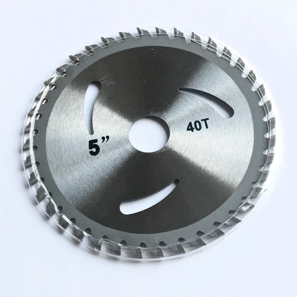 85mm110mm125mm*24/30/40z Tct Saw Blade Machine Multifunctional Metal Saw Wood Aliuminum Cutting Disc For General Purpose Cutting