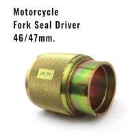 Alloy Steel Fork Seal Driver 46mm / 47mm motorcycle dirt bike enduro fork seals tool