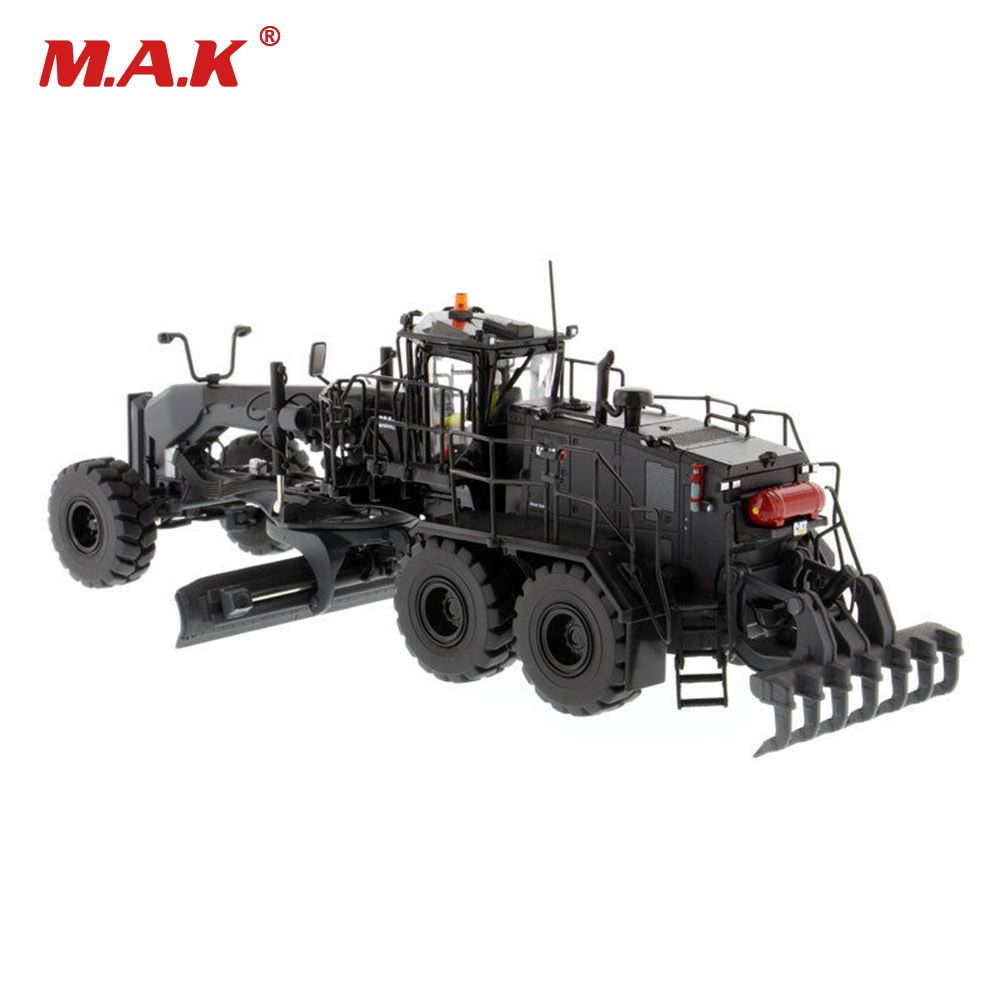 Collectible Construction Vehicles 1:50 Alloy Diecast 18M3 Motor Grader Special Edition Black Version Excavator 85522 for KidCollectible Construction Vehicles 1:50 Alloy Diecast 18M3 Motor Grader Special Edition Black Version Excavator 85522 for Kid