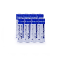 8pcsAA Batteries NI MH 3200mAh 1 2V AA Rechargeable Batteries 2A Bateria Baterias Or Remote Controller