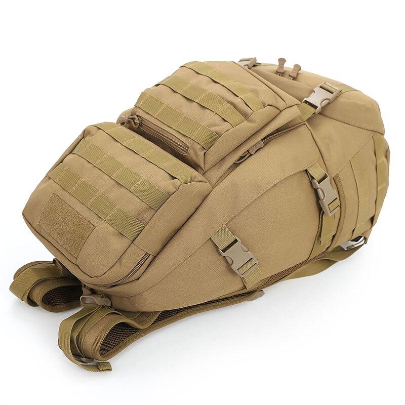 Nouveau Design sac à dos tactique extérieur 900D étanche armée épaule militaire chasse camping multi-usages Molle Sport sac BD075