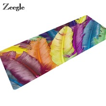 Zeegle Long Kitchen Mats Entrance Doormat Non-slip Carpets In the Hallway Sofa Table Floor Mats Bedroom Carpet Living Room Rugs(China)