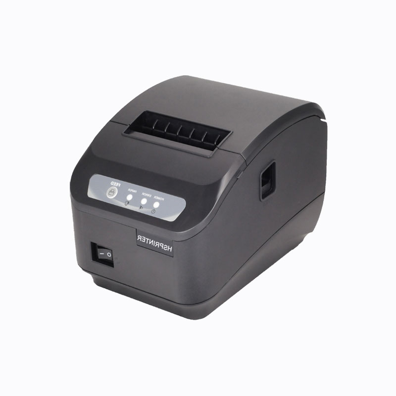 Quality 80MM pos thermal receipt printer with Auto cutter Xprinter Q200II Ethernet port restaurant printer xprinter thermal printer pos58mm usb interface thermal receipt printer mini pop printer with auto cutter