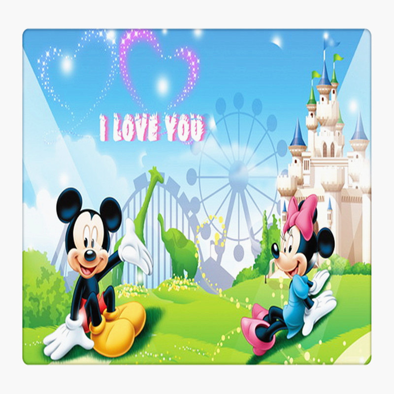 Photography Background Cartoon World Castle Vinyl Backdrops For Kids Birthday Party Theme Photo Backdrop Foto In From Consumer